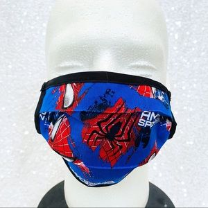 🔴4/$25 amazing spider-man child face mask